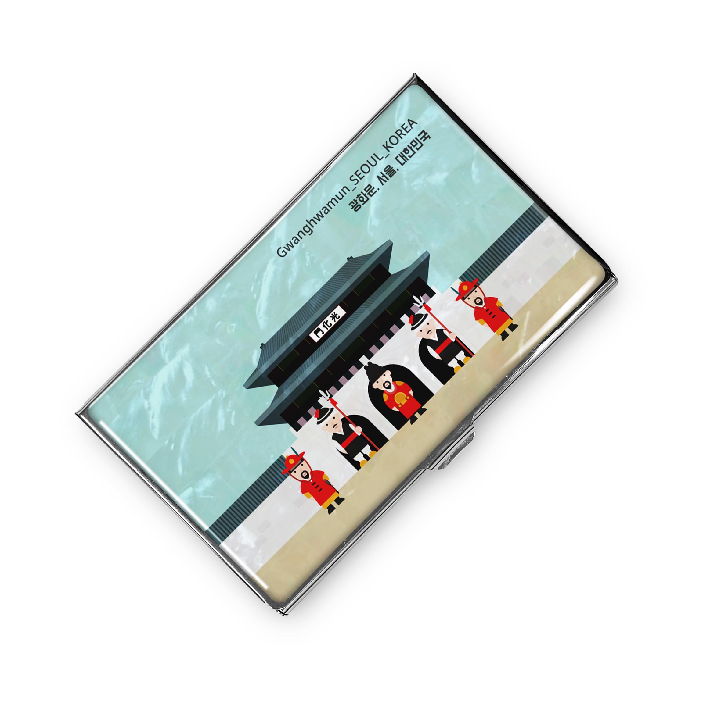 광화문 카드케이스